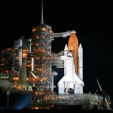 Space Shuttle Launcher
