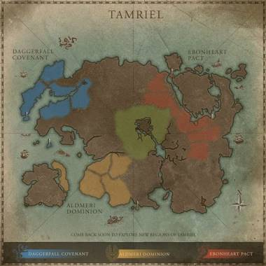 World of Tamriel