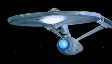 USS Enterprise NCC-1701A from Star Trek - The Original Series.