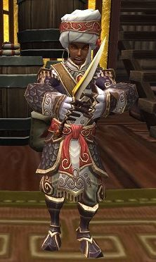 Mists of Pandaria - Black Prince