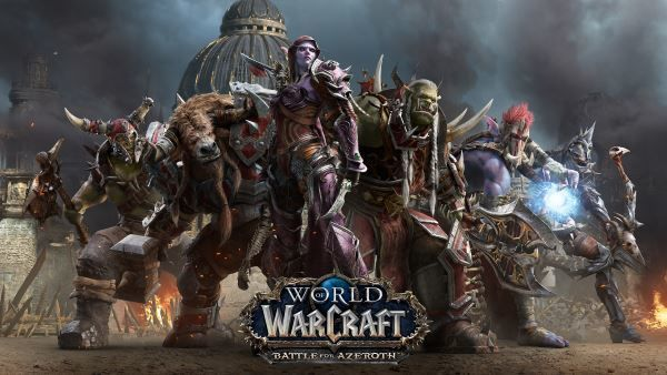 Battle for Azeroth Horde