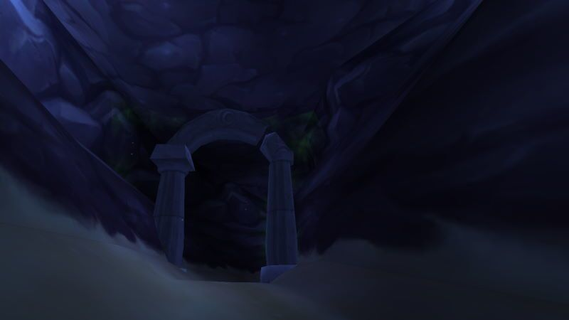 Entrance of The Battle for Mount Hyjal