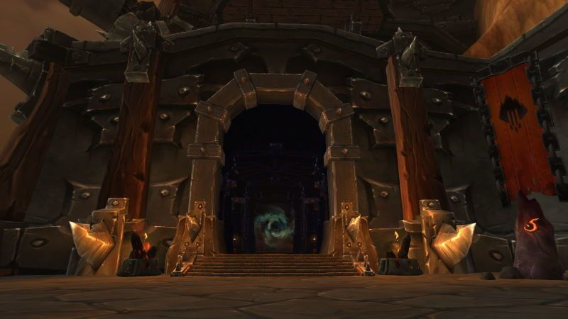 Entrance of Blackrock Foundry
