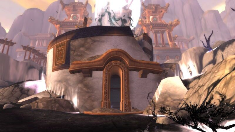 Entrance of Siege of Orgrimmar