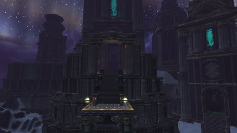 Entrance of Ulduar