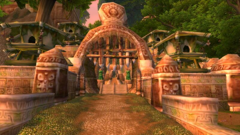 Entrance of Zul`Gurub