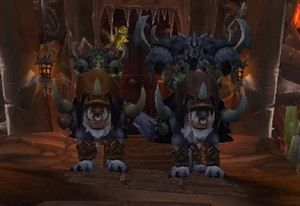 wow siege of orgrimmar how to start the paragon fight