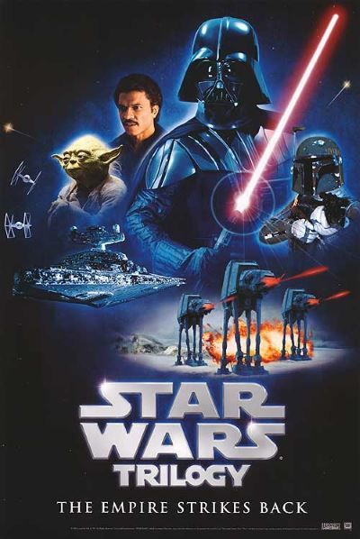 Star Wars V - The Empire Strikes Back