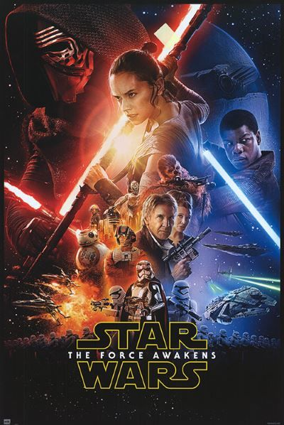 Star Wars VII- The Force Awakens