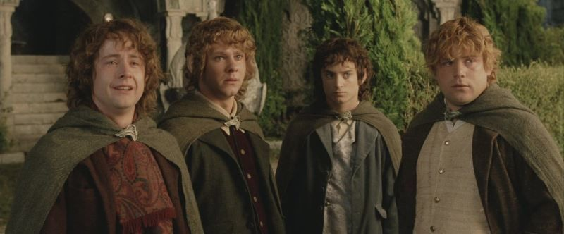 frodo baggins lord of the rings universe guide