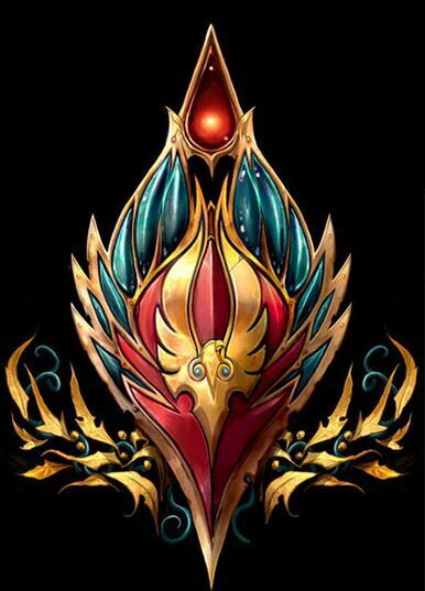 Crest of the Blood Elf
