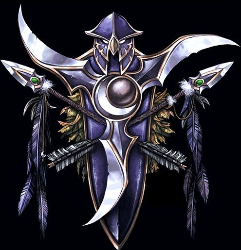 Crest of the Night Elf
