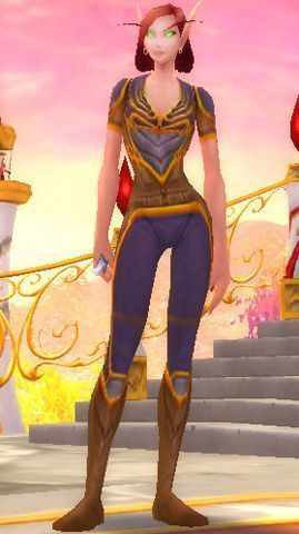 Female Blood Elf