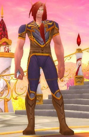 Male Blood Elf