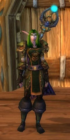 Female Night Elf