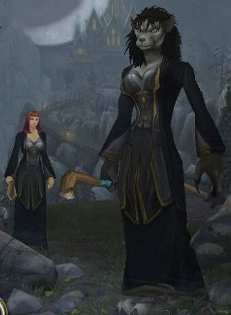Female Worgen