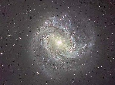 Messier 83 (NGC5236) Spiral Galaxy in Hydra