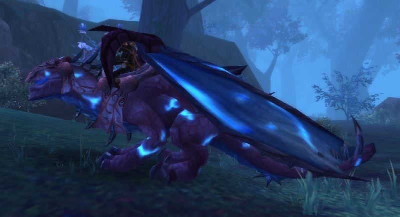 Drake of the South Wind Mount from Dragon Soul