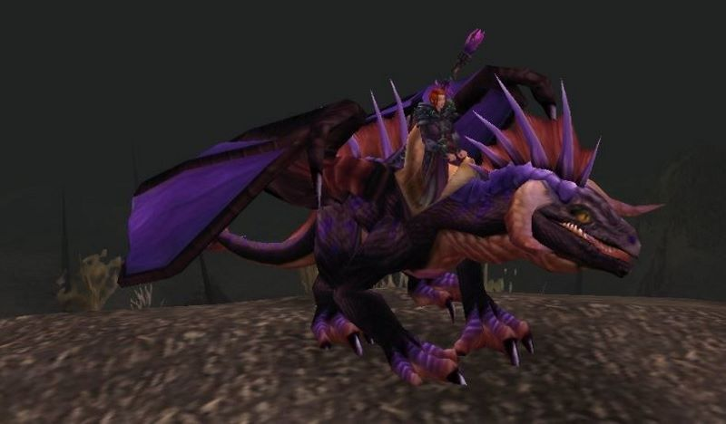 Onyxian Drake Mount from Onyxia`s Lair