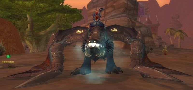 Rusted Proto-drake Mount from Ulduar