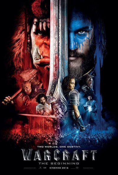New Warcraft poster has been released as we get closer to the release date.