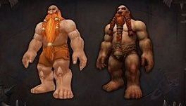 How dwarfs look in Warcraft Warlords of Draenor