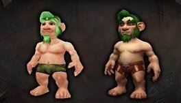 How gnomes look in Warcraft Warlords of Draenor