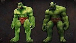 How orcs look in Warcraft Warlords of Draenor