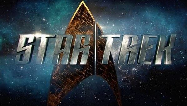 Star Trek Discovery Logo of the new series