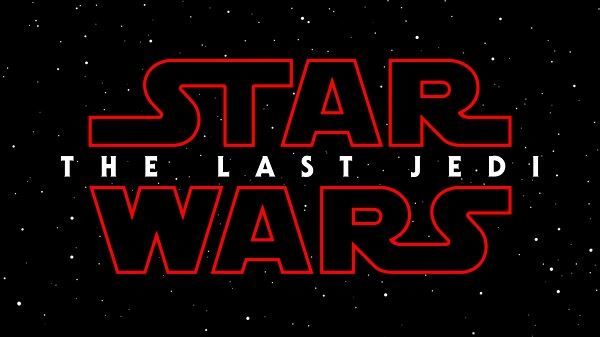 Star Wars - The Last Jedi Title Picture