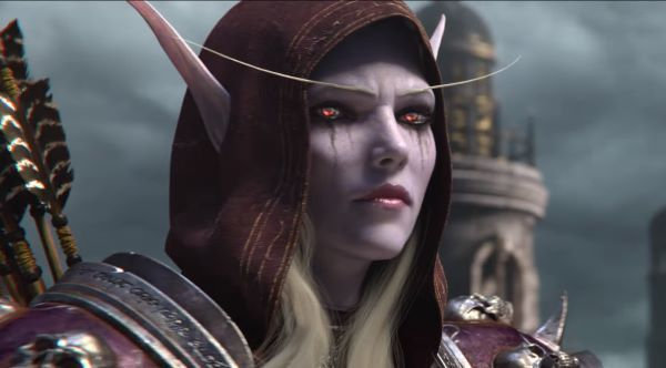 Cinematic video for Battle for Azeroth Expansion