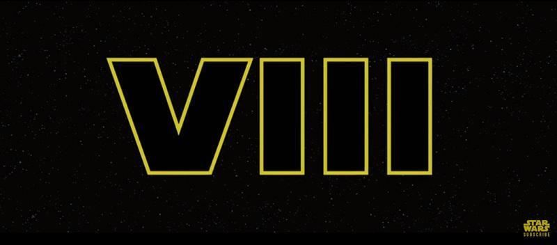 Star Wars VIII Announcement Trailer