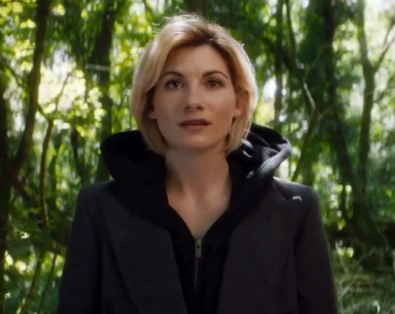 Thirteenth Doctor revealed as Jodie Whitaker