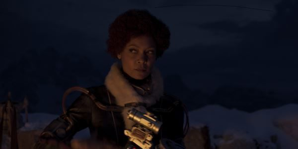 Val in the Solo anthology movie played by Thandie Newton