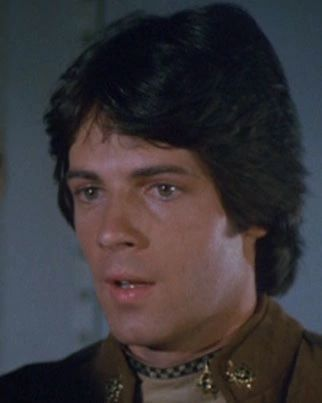 Zak Adama from the original <a href=/film/battlestargalactica>Battlestar Galactica</a> series.