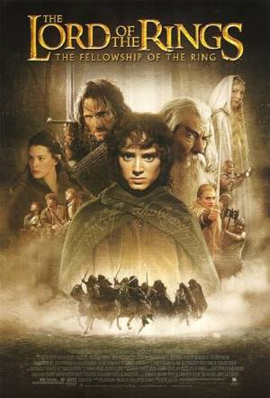 LOTR - Fellowship of the Ring