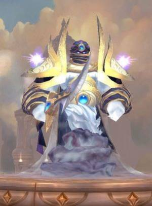 Al`Akir Boss in Throne of the Four Winds