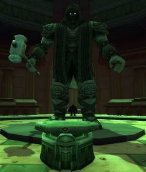 Archaedas Boss in Uldaman