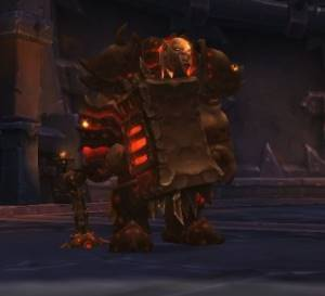 Blackhand Boss in Blackrock Foundry