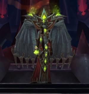 Blood-Queen Lana`thel Boss in Icecrown Citadel