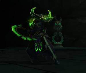 Cordana Felsong Boss in Vault of the Wardens