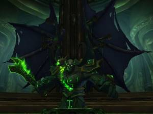 Fallen Avatar Boss in Tomb of Sargeras