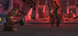 Flamebender Ka`graz Boss in Blackrock Foundry