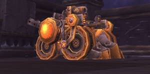 Flame Leviathan Boss in Ulduar