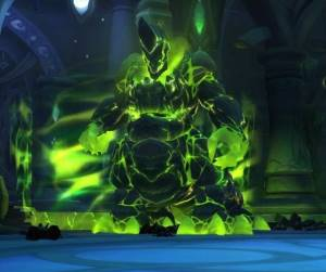 Goroth Boss in Tomb of Sargeras