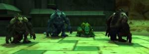 Grimlok Boss in Uldaman