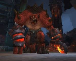 Gruul Boss in Blackrock Foundry