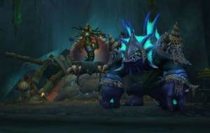 Harjatan Boss in Tomb of Sargeras