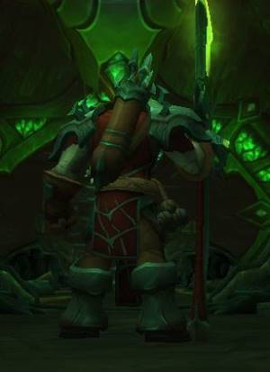 Imonar, the Soulhunter Boss in Antorus, the Burning Throne