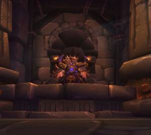 Imperator Mar`gok Boss in Highmaul